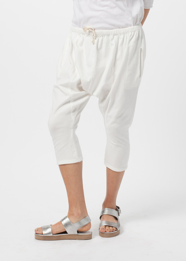 Hazel Brown Drop Pant