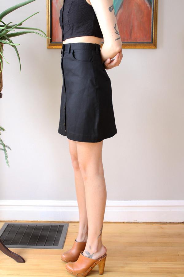Betina Lou Norma Skirt Black