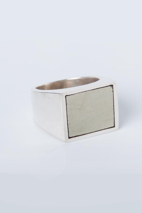 Legier Pyrite Ring - Bronze