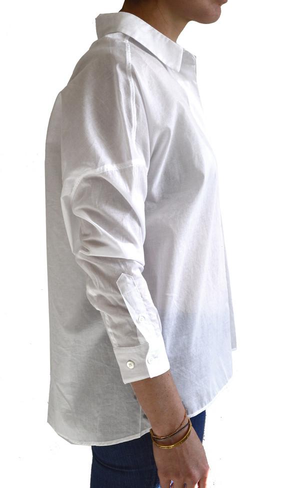 Demylee Pepper Oversized Body Button-Up