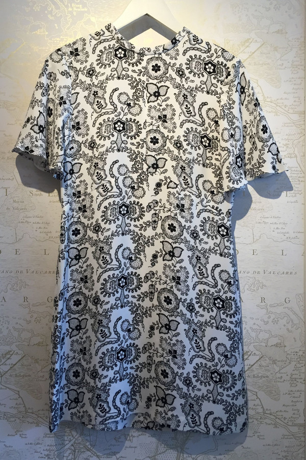 A.L.C. Floral 'Spencer' dress