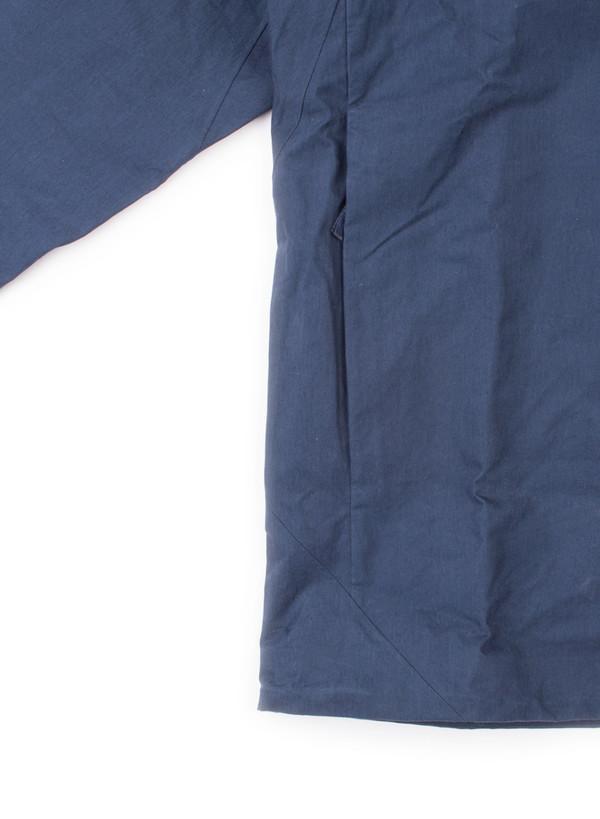 Men's Arc'teryx Veilance Isogon Hooded Jacket Navy Blue