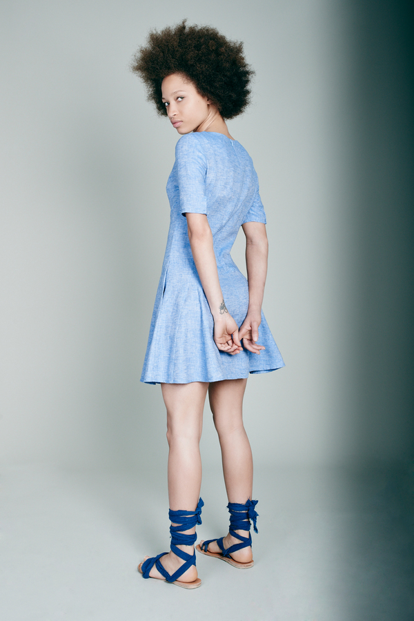 William Okpo Kenny Shift Dress