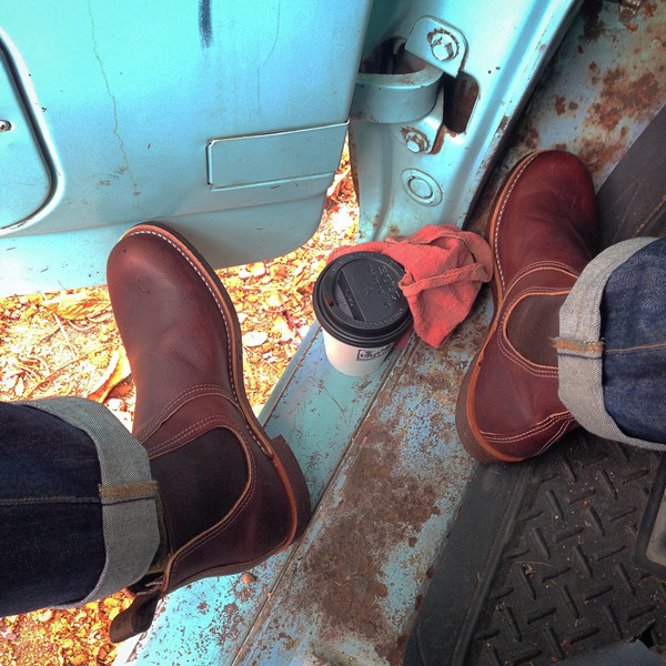 Men's Red Wing Shoes Chelsea Boot 4526 *Limited Edition*