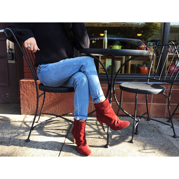 Free People Fairfax Heel Boot