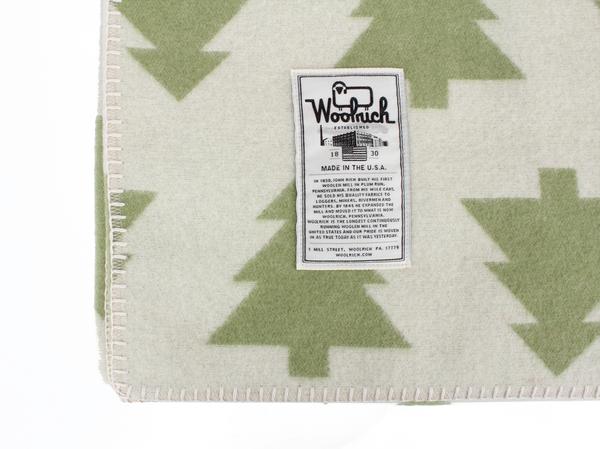 Woolrich Forest Glen Blanket