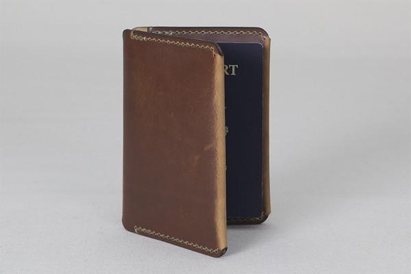 Men's Winter Session Passport Wallet