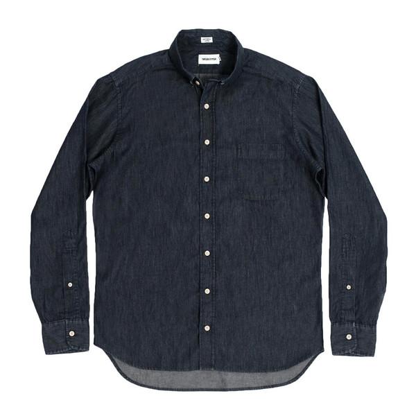 Men's Taylor Stitch Sea Washed Denim Jack Shirt