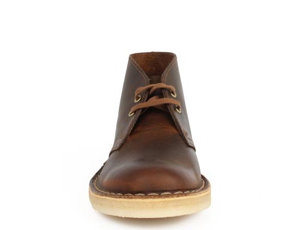 Clarks Women's Desert Boot Beeswax