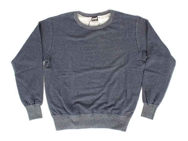 Schott Yarn Dyed Sweatshirt