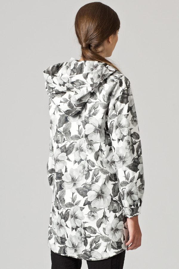 Allison Wonderland Hurricane parka