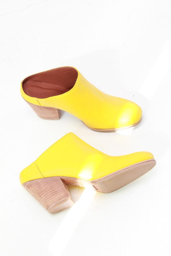 Rachel Comey Mars Mule Boot Canary
