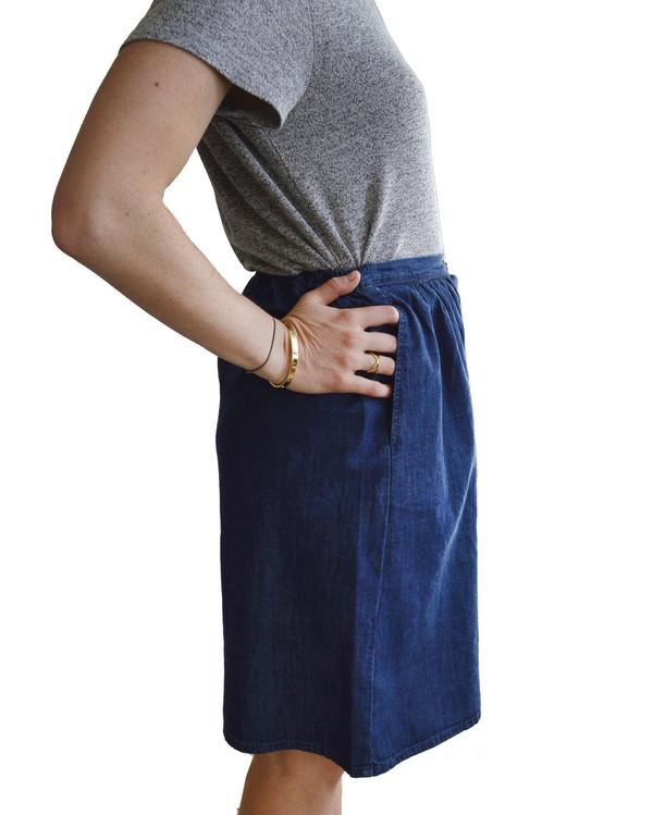 Des Petits Hauts Olivette Skirt