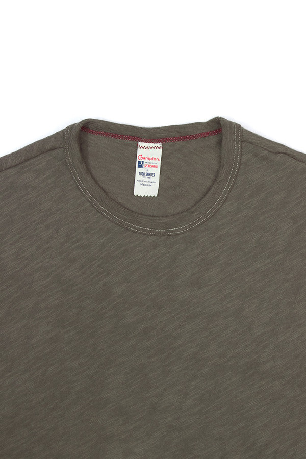 Men's Todd Snyder x Champion Basic Tee Surplus