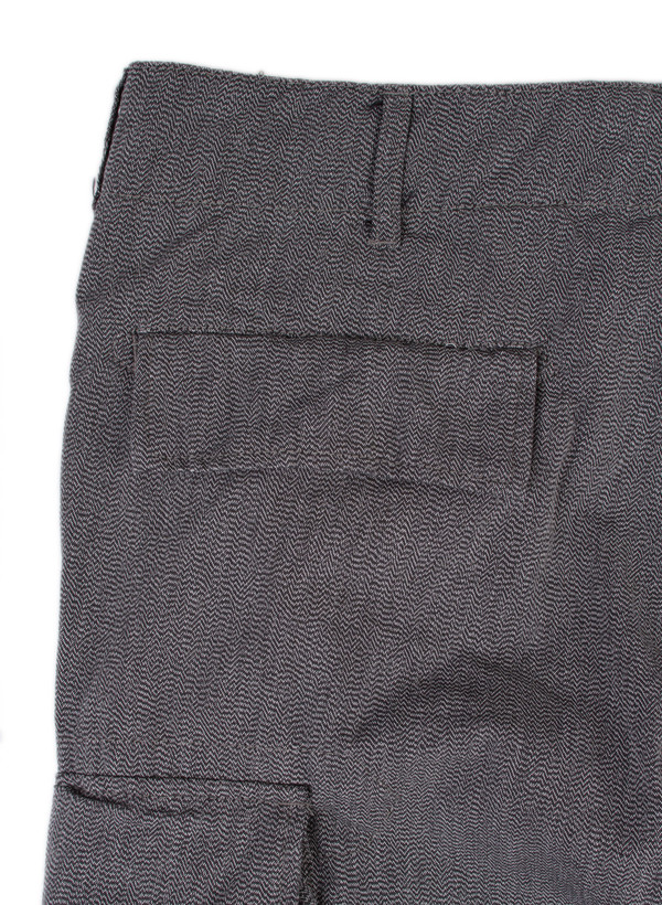 BDU Pant Grey Broken Chambray