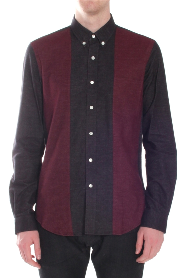 Men's Timo Weiland David Stripe Buttondown