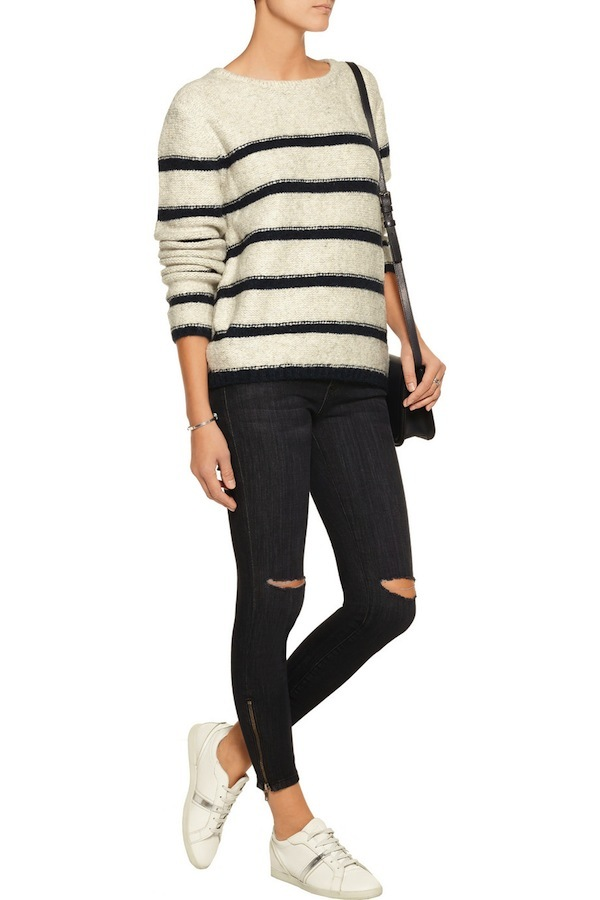 Line the Label Beaufort Sweater