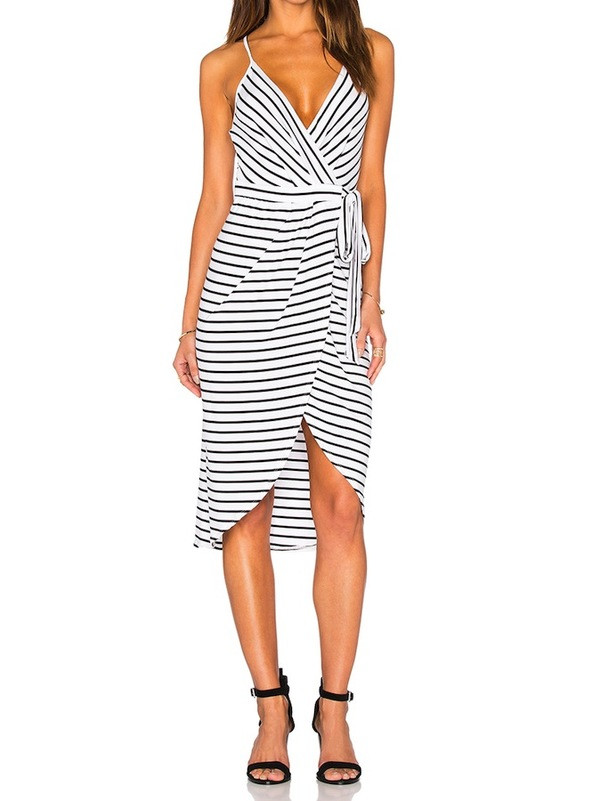 Bec & Bridge Across The Line Wrap Dress