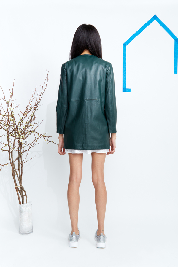 Allina Liu Olivia Jacket