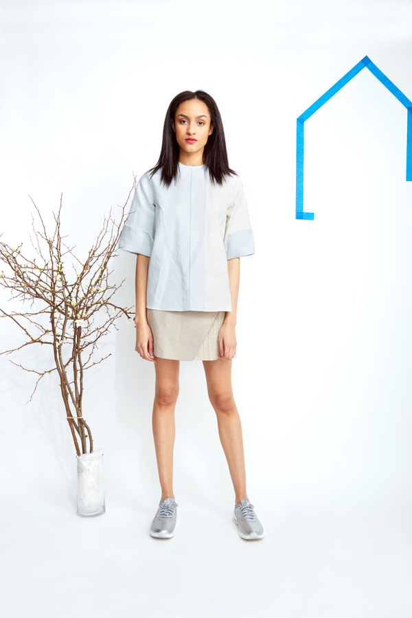 CF. Goldman Petal Skirt