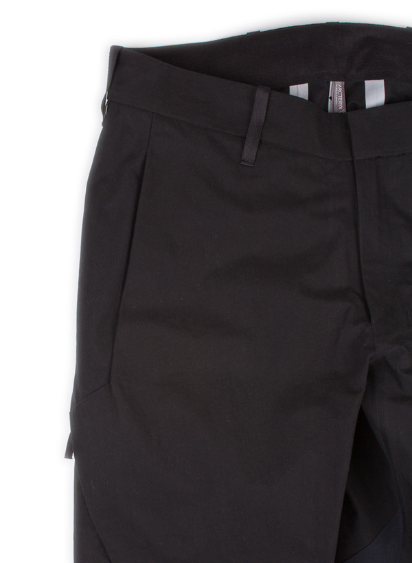 Men's Arc'teryx Veilance Apparat Pant Black