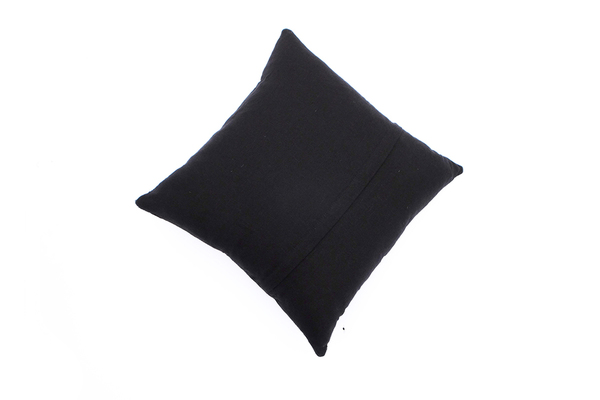 Primecut One of a Kind Salt + Pepper Cowhide Pillow