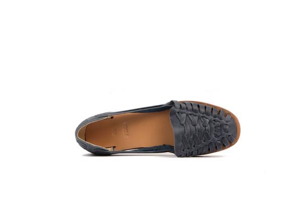 Nisolo Ecuador Huarache Sandal Indigo
