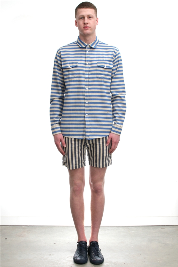 Men's Soulland Berliner Shorts