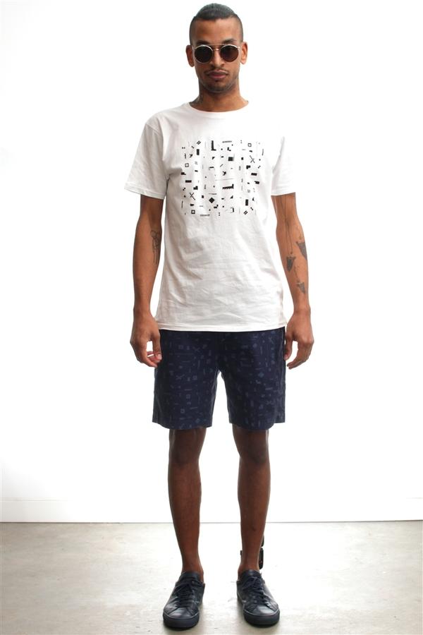 Men's Soulland Craddock Shorts