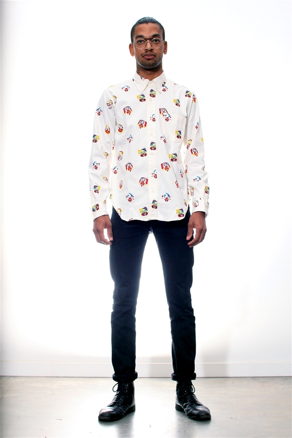 Men's Mark Mcnairy Big Top Shirt