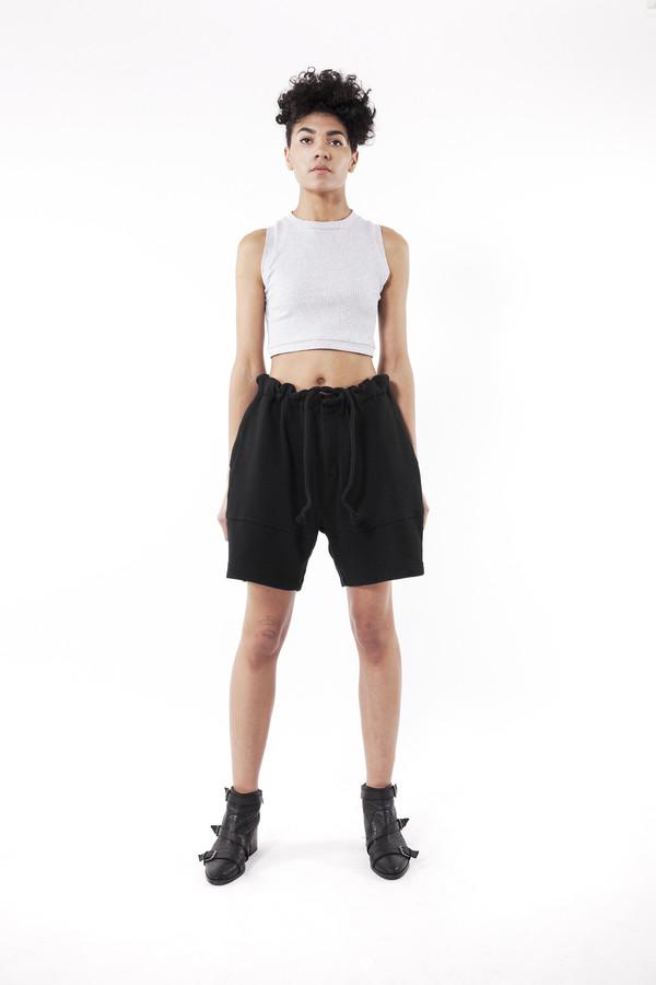 Ikumi Rib Pants (Black)