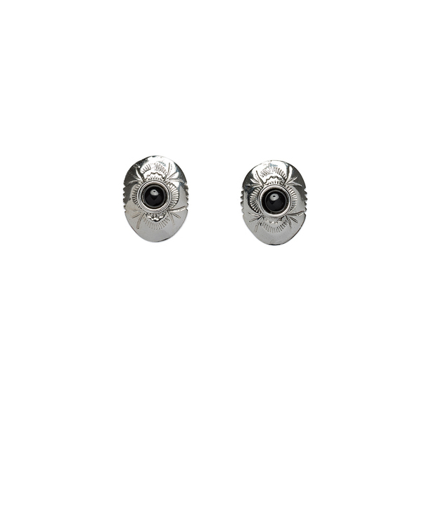 Lizzie Fortunato Woody Creek Studs in Silver