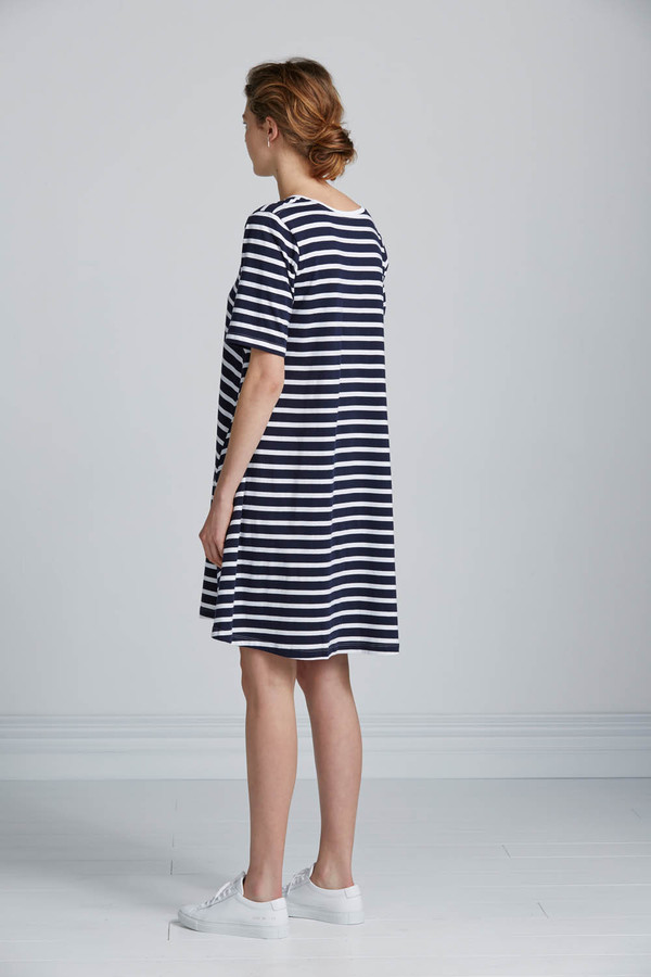 Kowtow Building Block Swing Dress