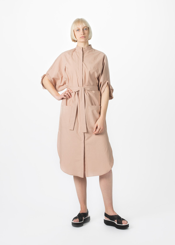 Schai Eclipse Artisan Shirtdress