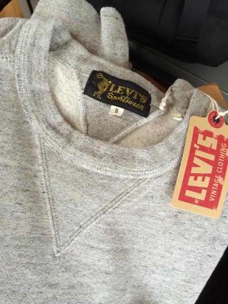 Men's Levi's LVC 50's Crew Sweatshirt