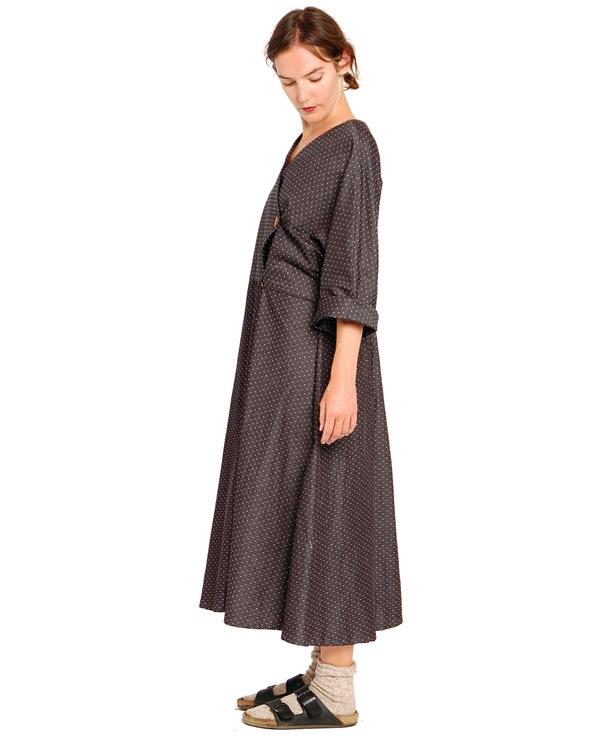 323 Katie Trench Dress
