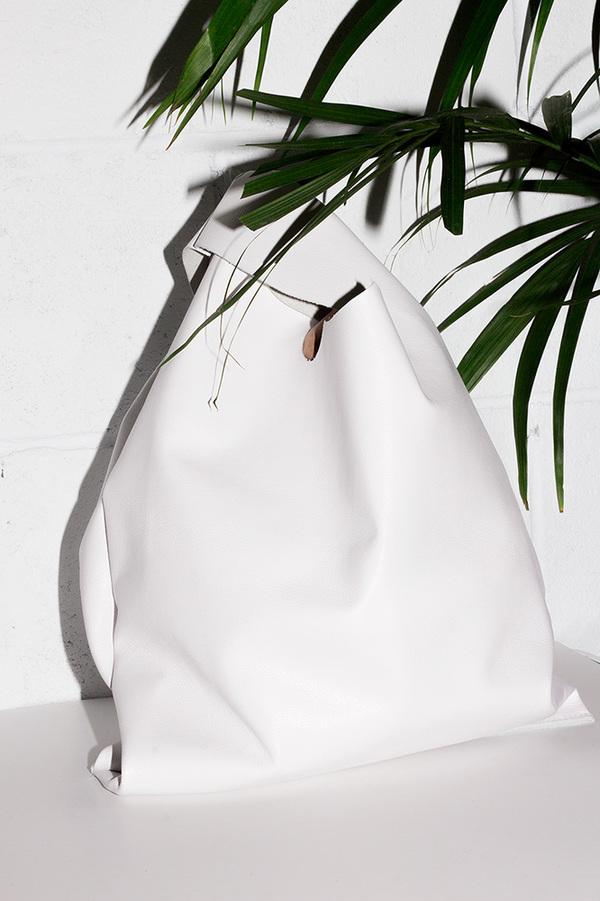 PALMA PRODUCE BAG WHITE