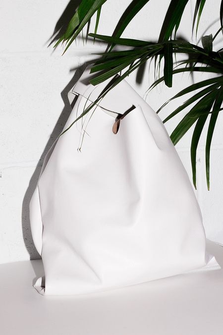 PALMA PRODUCE BAG WHITE