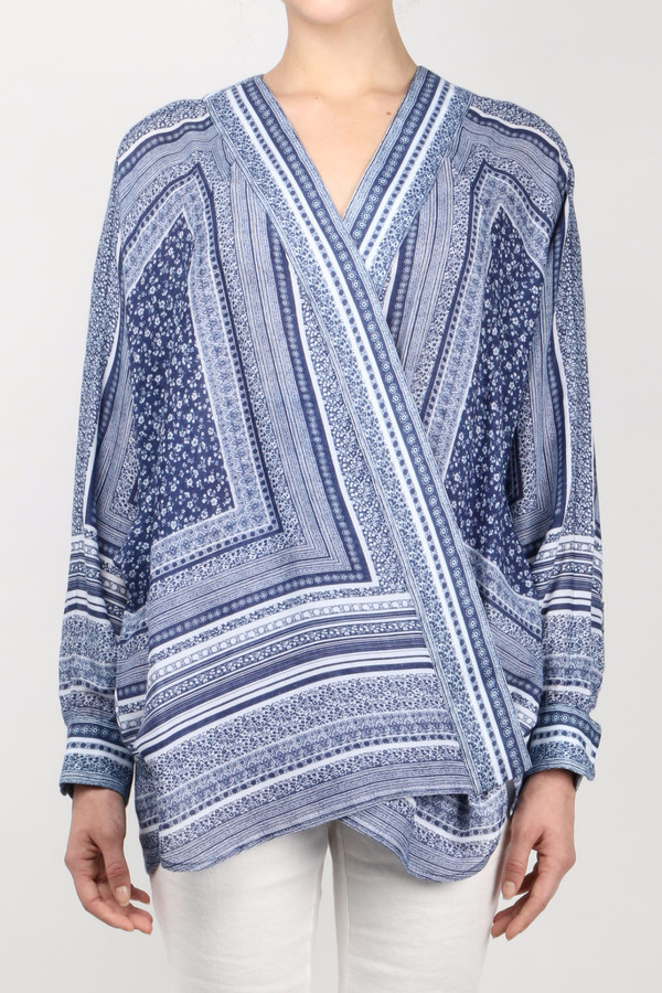 Smythe Kimono Blouse