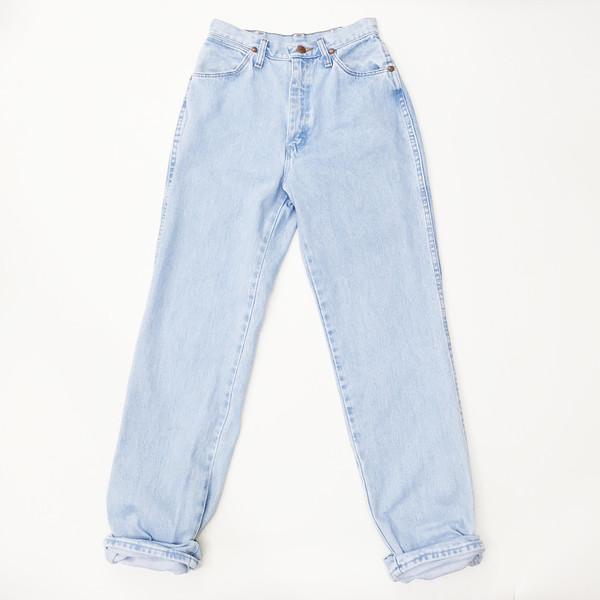 Babysitter Blue Wrangler Jeans