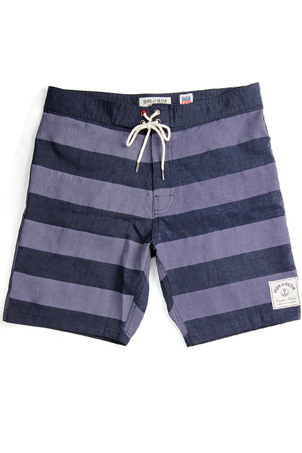 Men's Iron & Resin Rapture Boardshort Navy