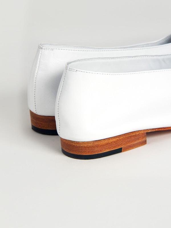 Martiniano Glove Shoe White