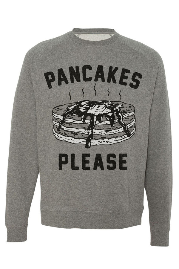 PYKNIC Pancakes Please Sweatshirt