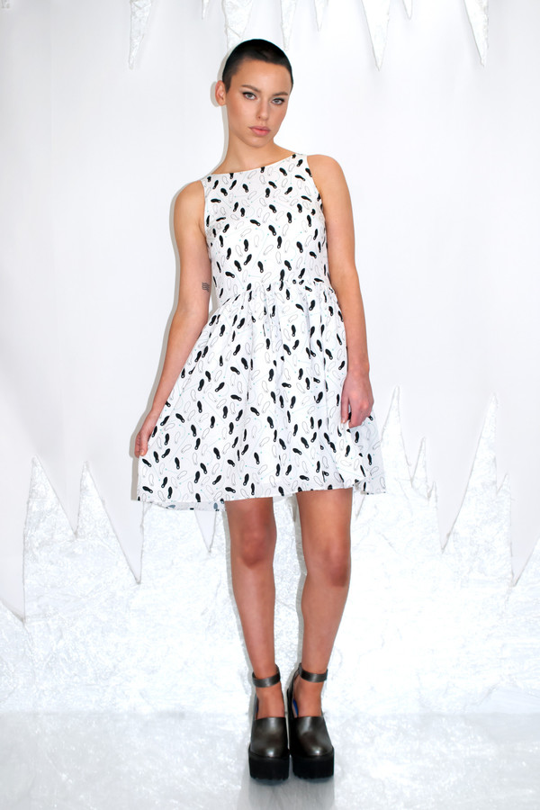 Rachel Antonoff Winnie Dress