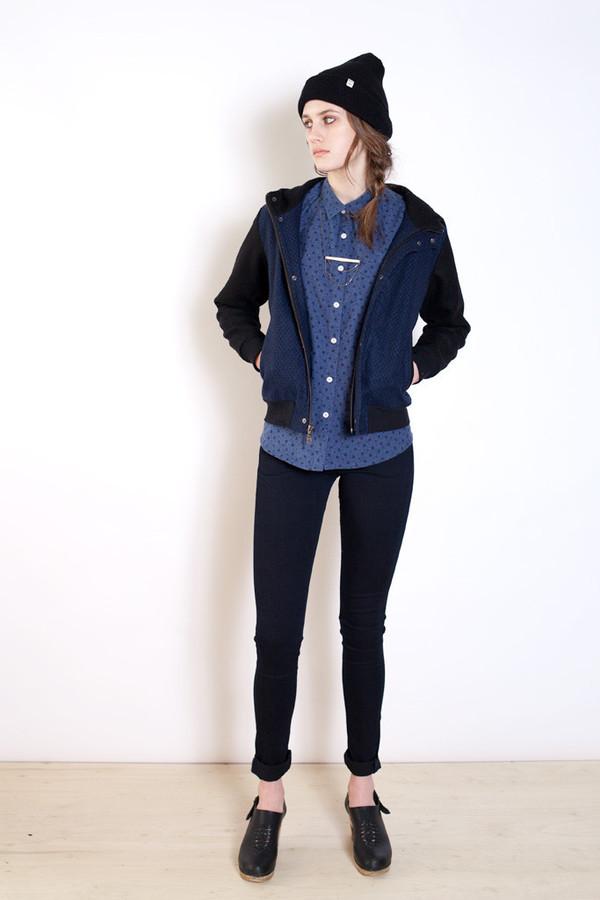 Bridge & Burn Dawson Varsity Jacket
