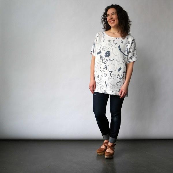 Jessalin Beutler Laysan Tunic