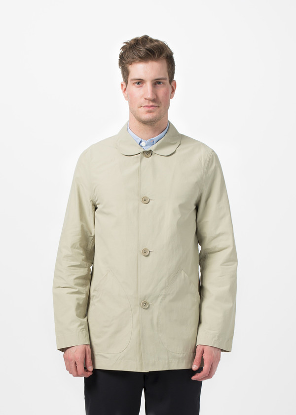 Men's You Must Create 3/4 Length Coat