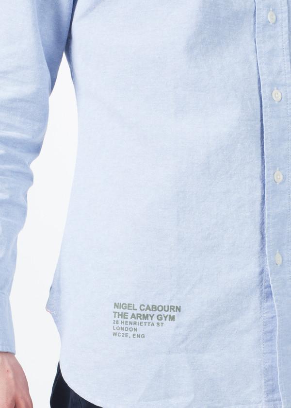 Men's Nigel Cabourn Basic Oxford Shirt
