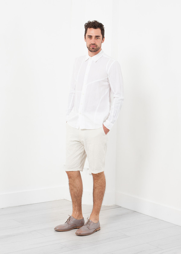 Men's Sage de Cret Check Shorts