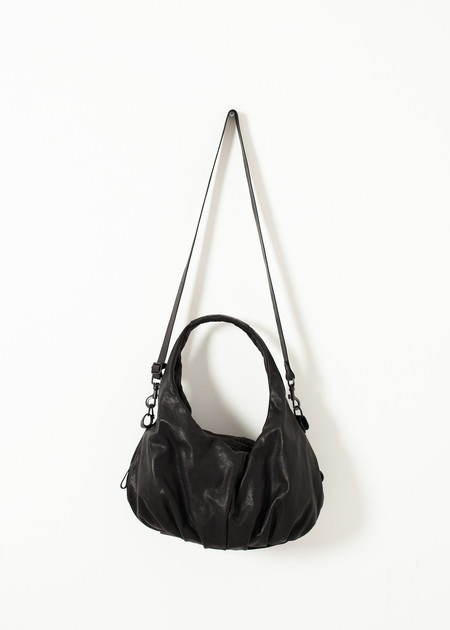 Marsell Circle Bag in Black